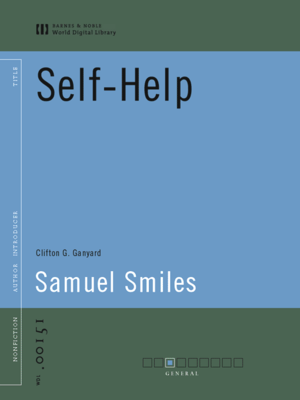 cover image of Self-Help (World Digital Library)