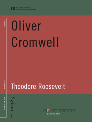 cover image of Oliver Cromwell (World Digital Library Edition)