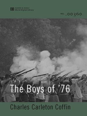 cover image of The Boys of '76 (World Digital Library Edition)