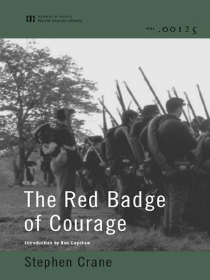 cover image of The Red Badge of Courage (World Digital Library)