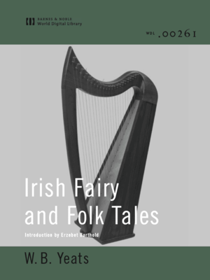 cover image of Irish Fairy and Folk Tales (World Digital Library)