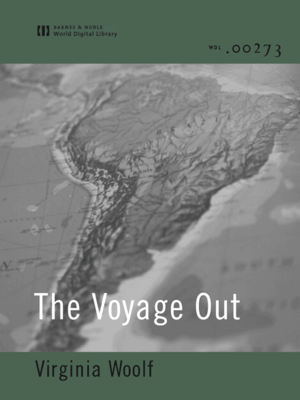 cover image of The Voyage Out (World Digital Library)