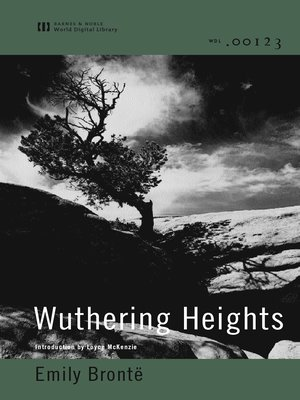 cover image of Wuthering Heights (World Digital Library)