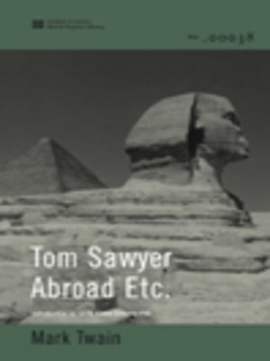 cover image of Tom Sawyer Abroad Etc. (World Digital Library Edition)