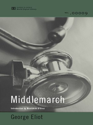 cover image of Middlemarch (World Digital Library Edition)