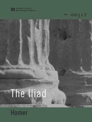 cover image of The Iliad (World Digital Library Edition)