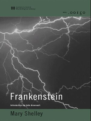 cover image of Frankenstein (World Digital Library)
