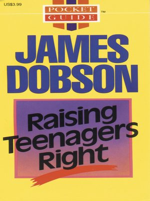 cover image of Raising Teenagers Right