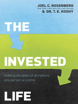 cover image of The Invested Life