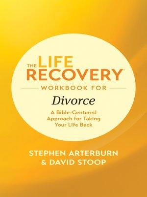 cover image of The Life Recovery Workbook for Divorce