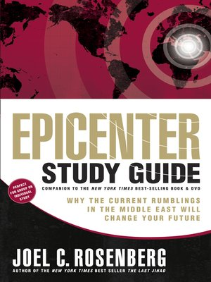 cover image of Epicenter Study Guide