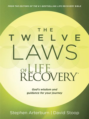cover image of The Twelve Laws of Life Recovery