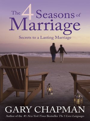 cover image of The 4 Seasons of Marriage