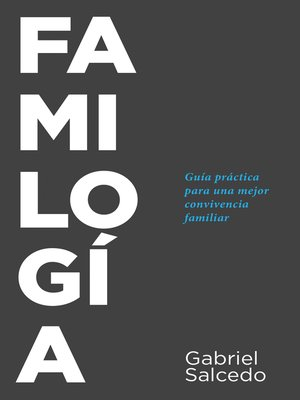 cover image of Familogía