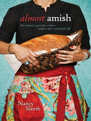cover image of Almost Amish