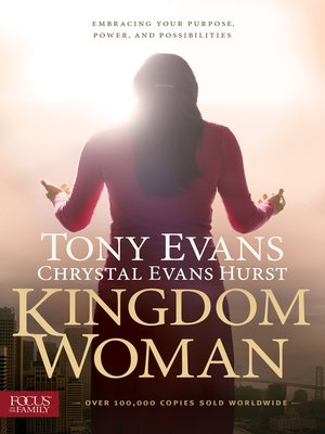 cover image of Kingdom Woman