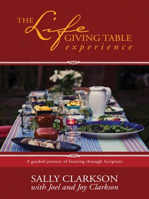 cover image of The Lifegiving Table Experience