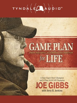 cover image of Game Plan for Life