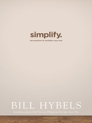 cover image of Simplify