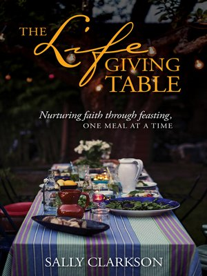 cover image of The Lifegiving Table