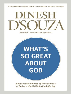 cover image of What's So Great about God