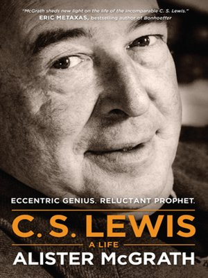 cover image of C. S. Lewis — a Life
