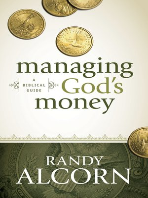cover image of Managing God's Money