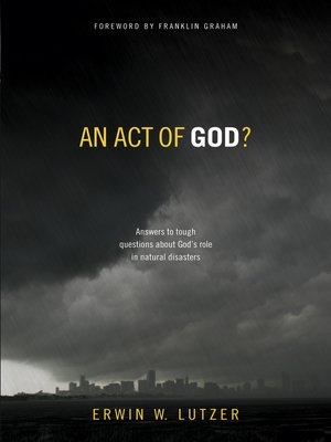 cover image of An Act of God?