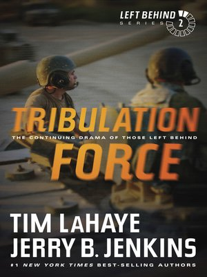 cover image of Tribulation Force
