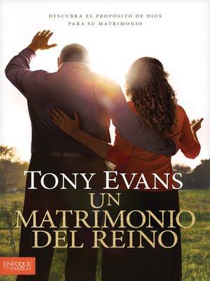 cover image of Un matrimonio del reino