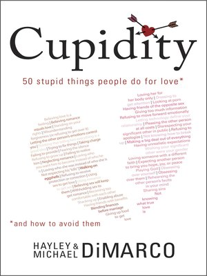 cover image of Cupidity