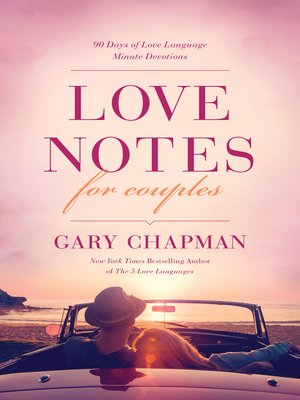 cover image of Love Notes for Couples