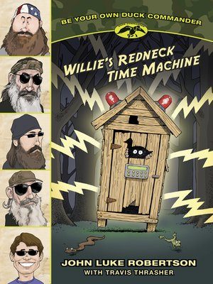 cover image of Willie's Redneck Time Machine