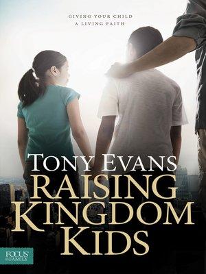 cover image of Raising Kingdom Kids
