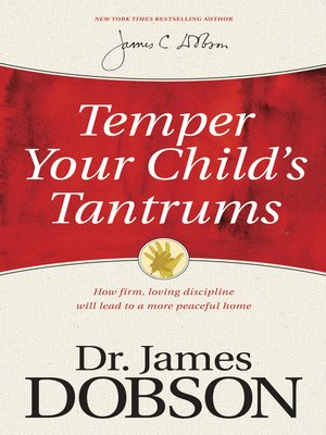 cover image of Temper Your Child's Tantrums