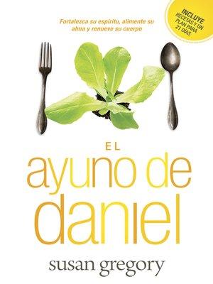 cover image of El ayuno de Daniel