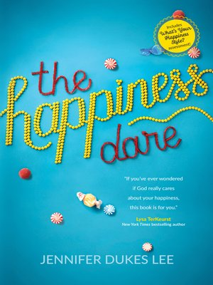 cover image of The Happiness Dare