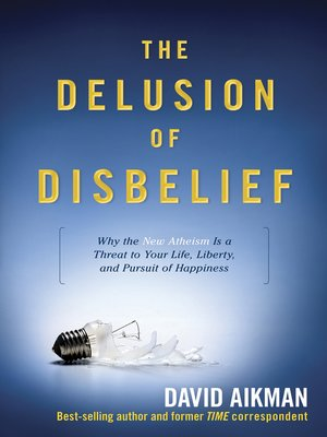 cover image of The Delusion of Disbelief
