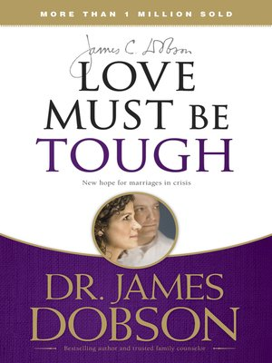 cover image of Love Must Be Tough