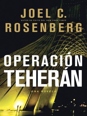 cover image of Operación Teherán