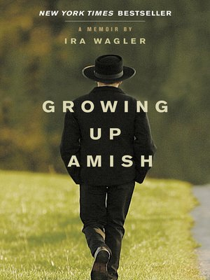 cover image of Growing Up Amish