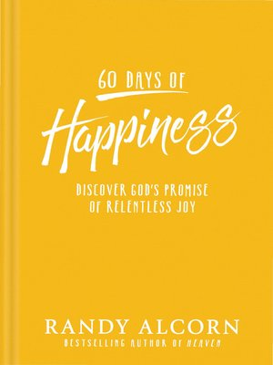 cover image of 60 Days of Happiness