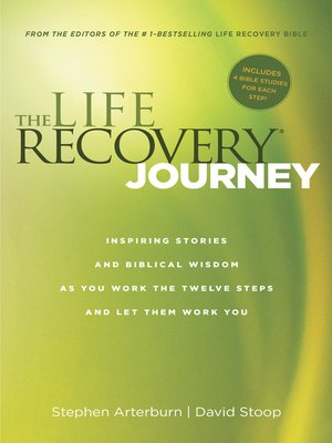 cover image of The Life Recovery Journey