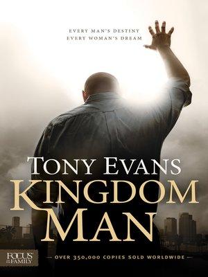 cover image of Kingdom Man