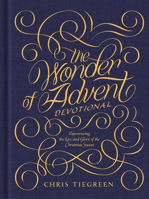 cover image of The Wonder of Advent Devotional