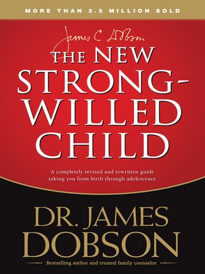 cover image of The New Strong-Willed Child