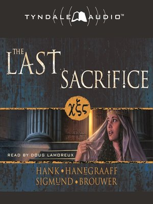 cover image of The Last Sacrifice