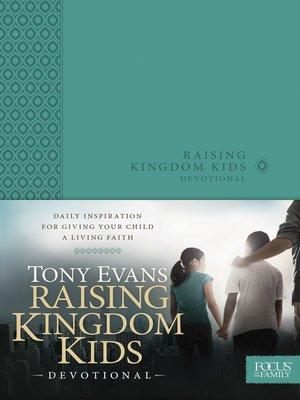 cover image of Raising Kingdom Kids Devotional