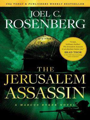 cover image of The Jerusalem Assassin