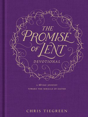 cover image of The Promise of Lent Devotional